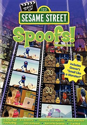 Best of Sesame Street spoofs. Volumes 1 and 2