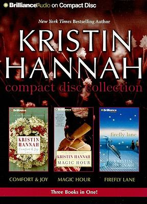 Kristin Hannah CD collection