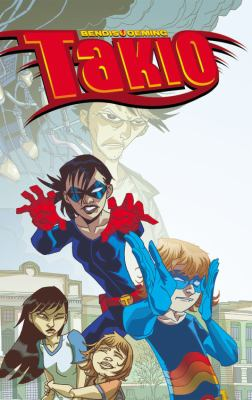 Takio / written & illustrated by Brian Michael Bendis & Michael Avon Oeming..