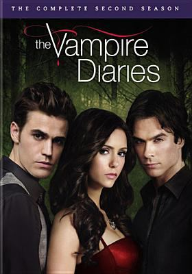 The vampire diaries. The complete second season