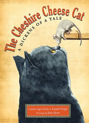 The Cheshire Cheese cat : a Dickens of a tale