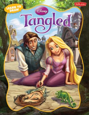 Learn to draw Disney Tangled : learn to draw Rapunzel, Flynn Rider, and other characters from Disney's Tangled step by step!
