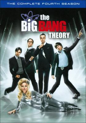 The Big bang theory. The complete fourth season