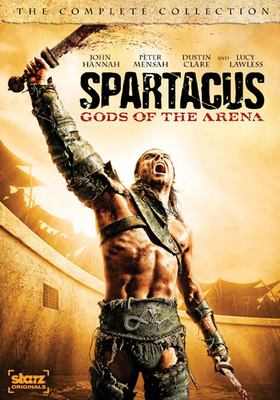 Spartacus, gods of the arena. The complete collection