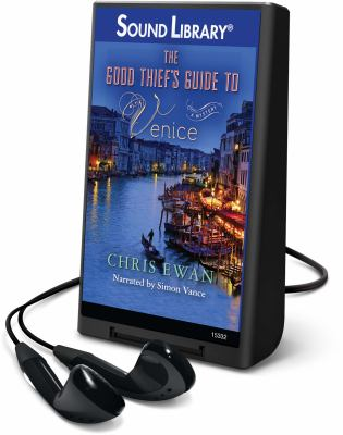 The good thief's guide to Venice : a mystery