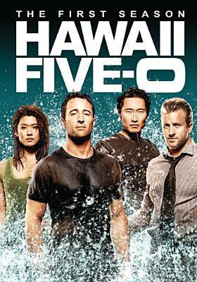 Hawaii Five-O. The first season.