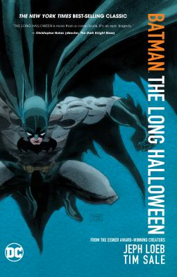 Batman : the long Halloween