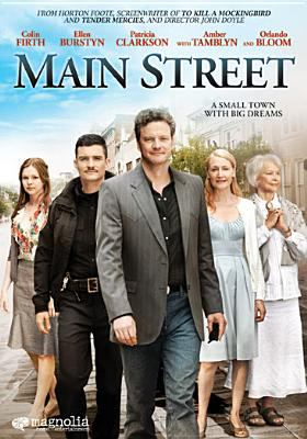Main Street / an Annapurna Productions, Fixed Point Films production ; Produced by Spencer Silna, Megan Ellison, Jonah Hirsch ; written by Horton Foote ; written by Horton Foote ; directed by John Doyle.