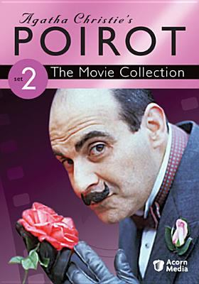 Agatha Christie's Poirot the movie collection. Set 2.