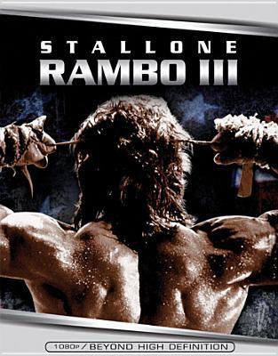 Stallone Rambo III
