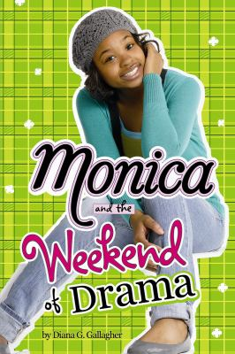 Monica and the weekend of drama