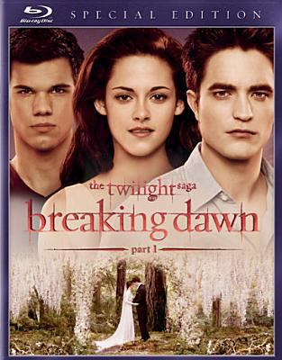 Twilight saga. Breaking dawn, part 1