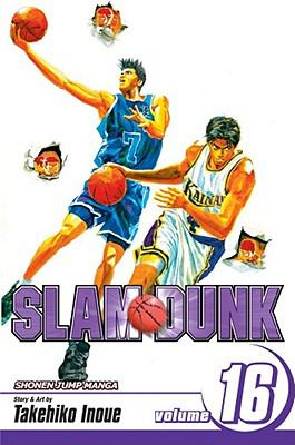 Slam dunk. 16, survival game  / story and art by Takehiko Inoue ; English adaptation Kelly Sue DeConnick.