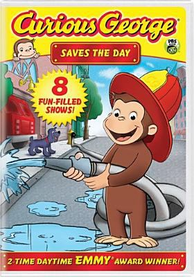 Curious George. Saves the day.