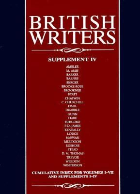 British writers. Supplement IV / George Stade, Carol Howard, editors.