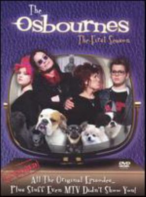 The Osbournes the first season.