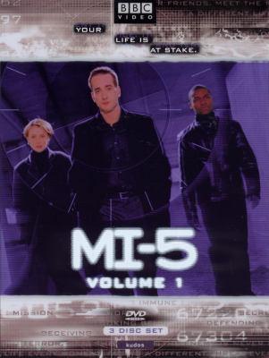 MI-5. Volume 1