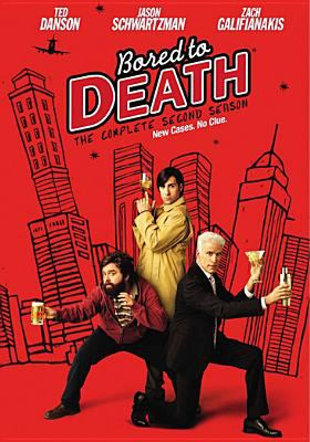 Bored to death. The complete second season