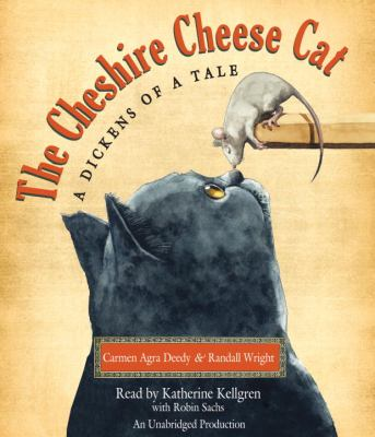 The Cheshire Cheese cat [a Dickens of a tale]