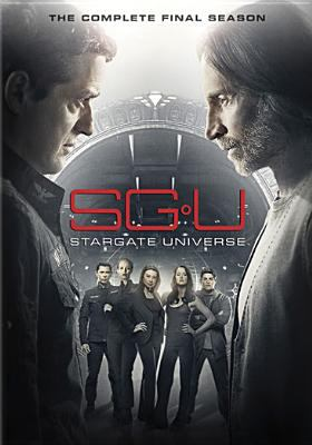 SGU, Stargate universe. The complete final season
