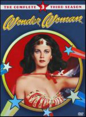 Wonder woman. The complete third season