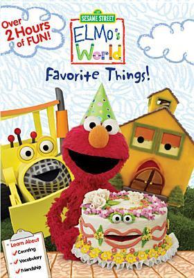 Elmo's world. Elmo's favorite things