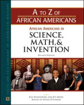 African Americans in science, math, and invention