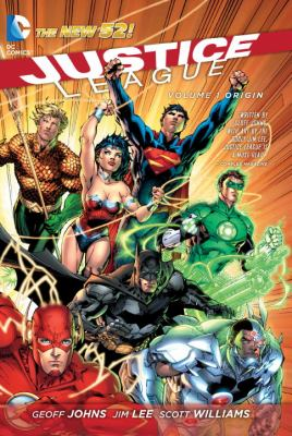 Justice League. Volume 1, Origin