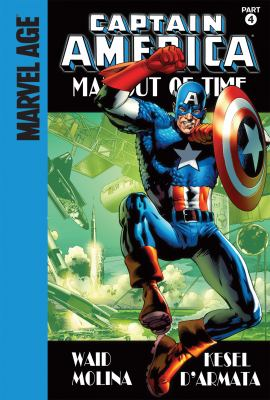 Captain America. Man out of time, Part 4
