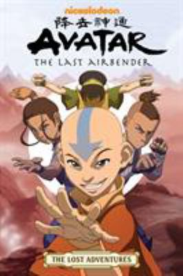 Avatar, the last airbender : the lost adventures
