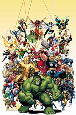 Avengers assemble : the oral history of earth's mightiest heroes / Brian Michael Bendis.