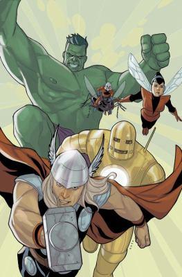 Avengers. The origin