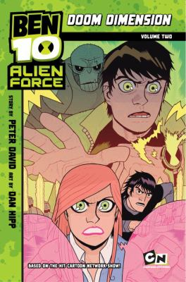 Ben 10, alien force. Doom dimension. 2