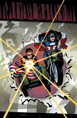 Captain America & Bucky. The life story of Bucky Barnes