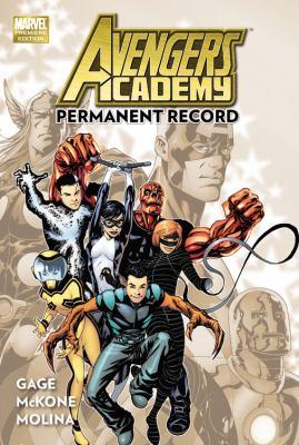 Avengers Academy / writer, Christos Gage.