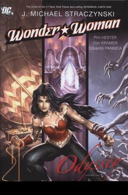 Wonder Woman. Odyssey, Volume two