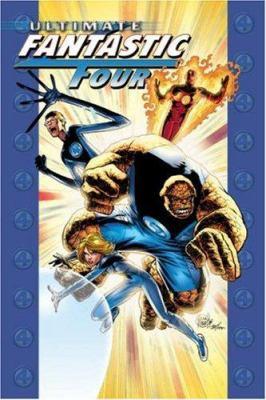 Ultimate Fantastic Four. Vol. 3, N-Zone