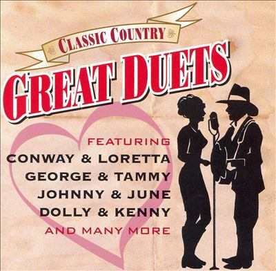 Classic country. Great duets