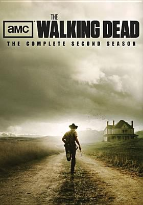 The walking dead. The complete second season