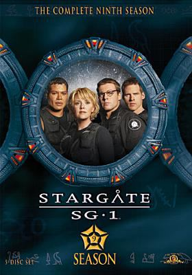 Stargate SG-1. The complete season 9