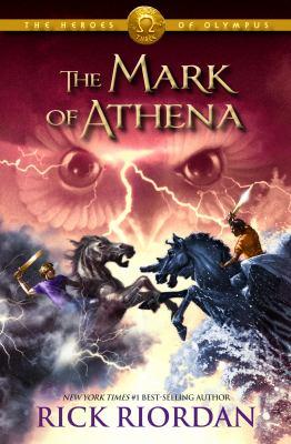 The mark of Athena / Rick Riordan.