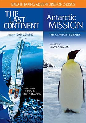 The last continent Antarctic mission.