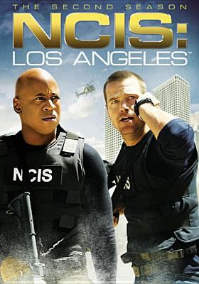 NCIS. Los Angeles. The second season