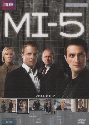 MI-5. Volume 7, Trust no one