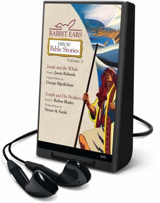 Rabbit Ears. Volume 3, Heroic Bible stories
