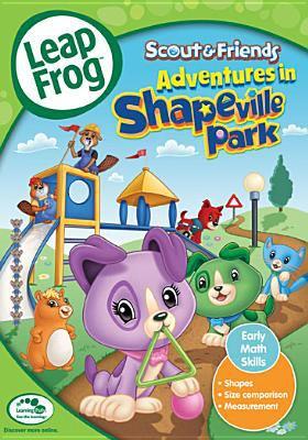 Leapfrog. Adventures in Shapeville Park