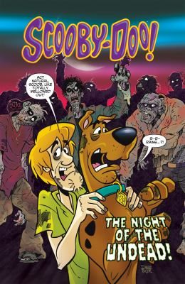 The night of the undead!