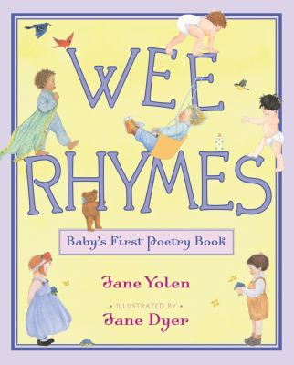 Wee rhymes : baby's first poetry book