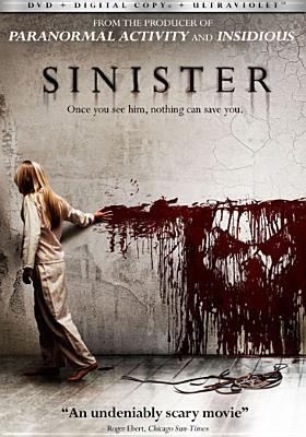 Sinister [videorecording] / Summit Entertainment and Alliance Films present in association with IM Global a Blumhouse and Automatik production, a Scott Derrickson film ; producers, Jason Blum, Brian Kavanaugh-Jones ; writers, Scott Derrickson, C. Robert Cargill ; director, Scott Derrickson.