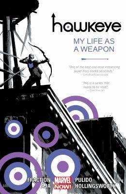 Hawkeye. My life as a weapon